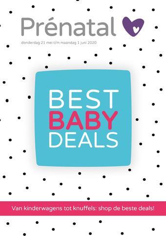 Prenatal reclame folder (geldig t/m 01-06)