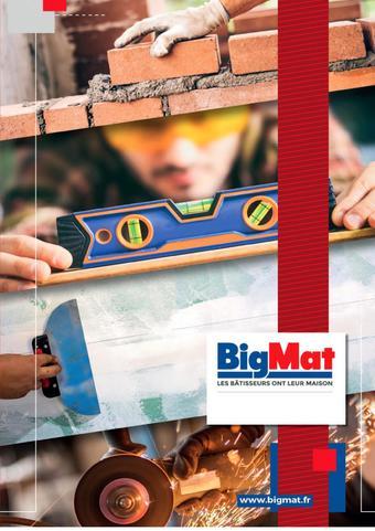 BigMat catalogue publicitaire (valable jusqu'au 31-12)