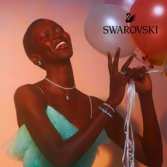 Swarovski catalogue publicitaire (valable jusqu'au 20-07)
