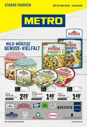METRO Prospekt (bis einschl. 03-06)