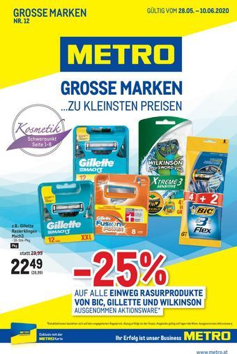 Metro Werbeflugblatt (bis einschl. 10-06)