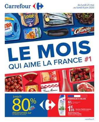 Carrefour catalogue publicitaire (valable jusqu'au 08-06)