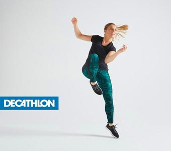 Decathlon reclame folder (geldig t/m 30-06)