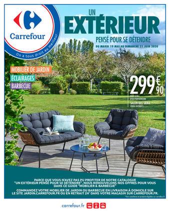 Carrefour catalogue publicitaire (valable jusqu'au 21-06)