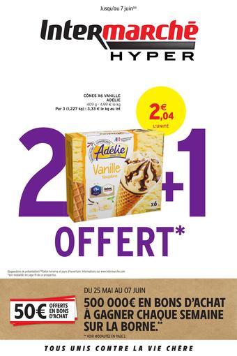 Intermarché Express catalogue publicitaire (valable jusqu'au 07-06)