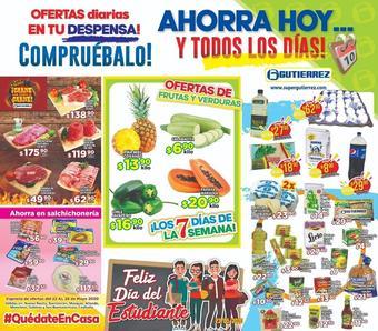 Super Gutiérrez catálogo (válido hasta 28-05)