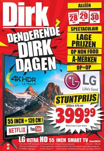 Dirk reclame folder (geldig t/m 30-05)