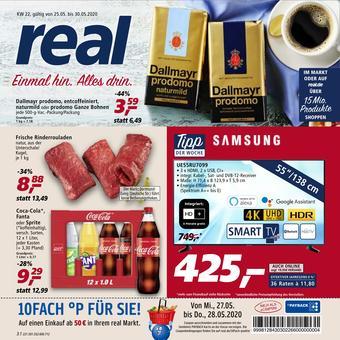 real Prospekt (bis einschl. 30-05)