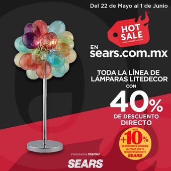 Sears catálogo (válido hasta 01-06)
