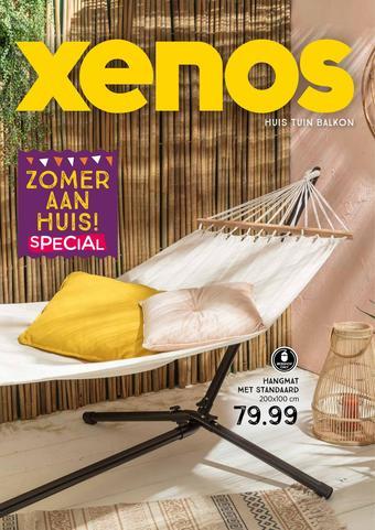 Xenos reclame folder (geldig t/m 21-06)