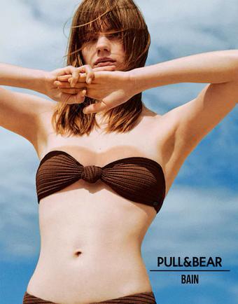 Pull&Bear reclame folder (geldig t/m 22-07)