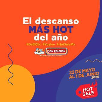 Don Colchón catálogo (válido hasta 01-06)