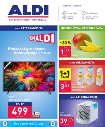 ALDI reclame folder (geldig t/m 12-06)
