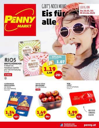 PENNY Werbeflugblatt (bis einschl. 03-06)