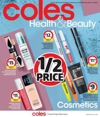 Coles catalogue (valid until 02-06)