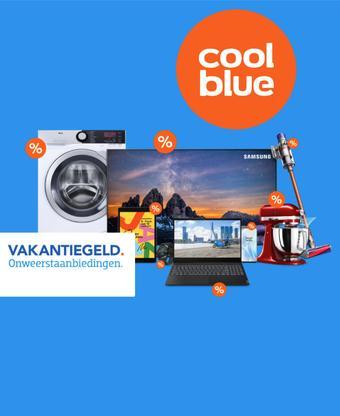 Coolblue reclame folder (geldig t/m 14-06)