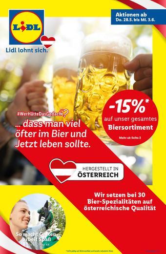 Lidl Werbeflugblatt (bis einschl. 03-06)