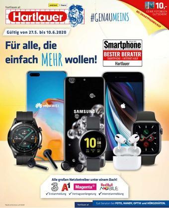 Hartlauer Werbeflugblatt (bis einschl. 10-06)