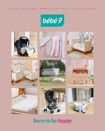 Bébé 9 catalogue publicitaire (valable jusqu'au 31-07)