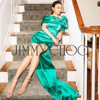 Jimmy Choo catalogue publicitaire (valable jusqu'au 27-07)