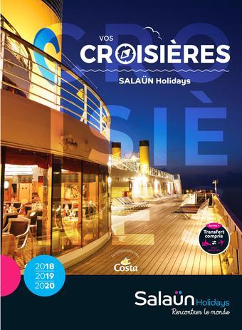 Salaün Holidays catalogue publicitaire (valable jusqu'au 30-06)