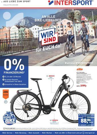 Intersport Werbeflugblatt (bis einschl. 06-06)