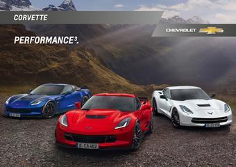 Chevrolet catalogue publicitaire (valable jusqu'au 31-12)