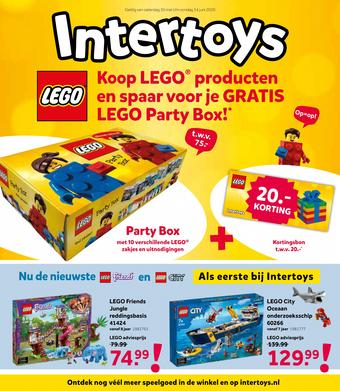 Intertoys reclame folder (geldig t/m 14-06)