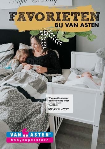 Van Asten BabySuperstore reclame folder (geldig t/m 08-06)