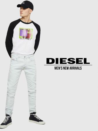 Diesel reclame folder (geldig t/m 28-07)