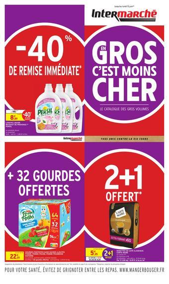 Intermarché Express catalogue publicitaire (valable jusqu'au 15-06)