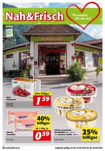 Nah & Frisch Werbeflugblatt (bis einschl. 09-06)