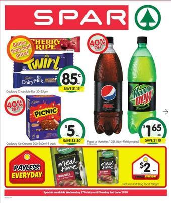 Spar catalogue (valid until 02-06)
