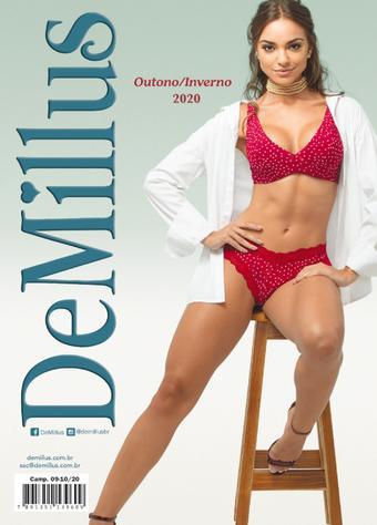 DeMillus catálogo promocional (válido de 10 até 17 21-06)