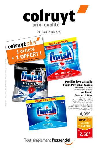 Colruyt reclame folder (geldig t/m 14-06)
