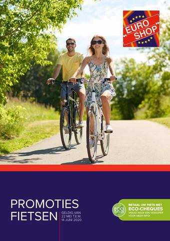 Euroshop reclame folder (geldig t/m 14-06)