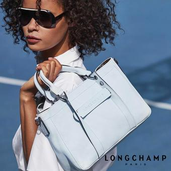 Longchamp catalogue publicitaire (valable jusqu'au 27-07)