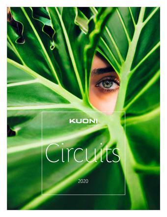 Kuoni catalogue publicitaire (valable jusqu'au 30-09)