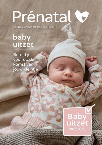 Prenatal reclame folder (geldig t/m 14-06)