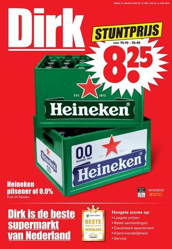 Dirk reclame folder (geldig t/m 06-06)