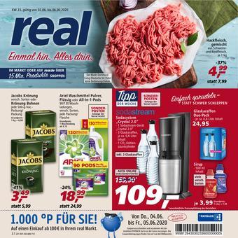 real reclame folder (geldig t/m 06-06)