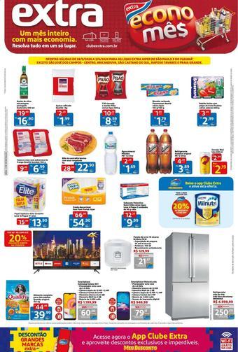 Extra Supermercado catálogo promocional (válido de 10 até 17 03-06)