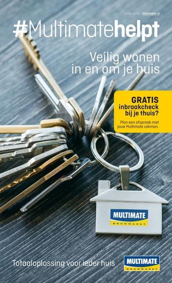 Multimate reclame folder (geldig t/m 27-09)