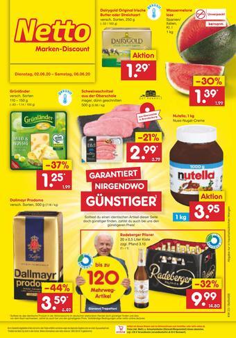 Netto Marken-Discount Prospekt (bis einschl. 06-06)