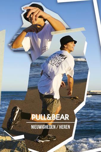 PULL&BEAR reclame folder (geldig t/m 30-07)