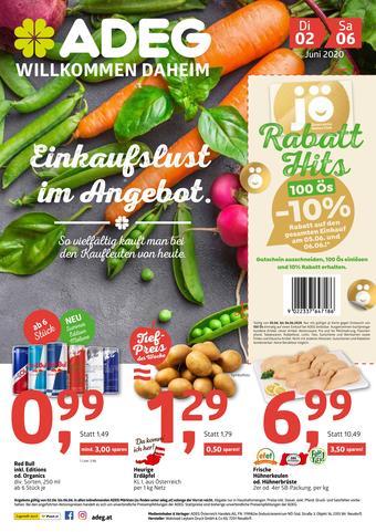 ADEG Werbeflugblatt (bis einschl. 06-06)