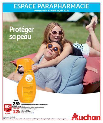Auchan catalogue publicitaire (valable jusqu'au 23-06)