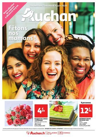 Auchan catalogue publicitaire (valable jusqu'au 09-06)