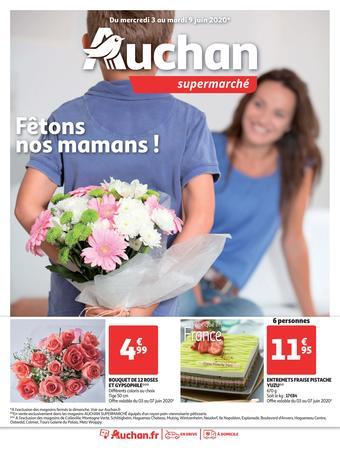 Auchan reclame folder (geldig t/m 09-06)
