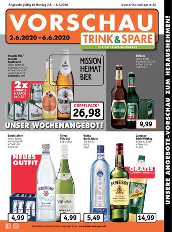 Trink und Spare Prospekt (bis einschl. 06-06)